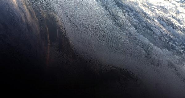 Űrvilág.hu - Az első képek a Sentinel-3B-től