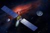Kisebb gond a kisbolygószondával