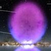 """""""Gamma-buborékok"""" a Tejútrendszer fölött"""