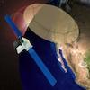Most siker�lt: p�ly�n a Mexsat-2