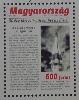 Gagarin-bélyegblokk a Magyar Postától