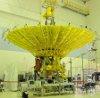 Már Bajkonurban az orosz rádiócsillagászati hold