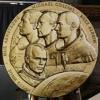 Kongresszusi Arany Medál Amerika pionír ûrhajósainak