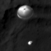 A Curiosity leszállása – pillanatkép felülrõl