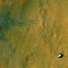 Egy hónap, 357 láb a Marson