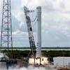 SpaceX: sikeres teszt az októberi indítás elé