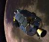 A LADEE a Holdnál