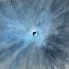 Vadonatúj kráter a Marson
