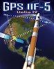 Új GPS hold Delta-4 rakétával