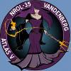 NROL-35: amerikai k�mm�hold indult
