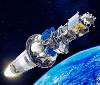 Szojuz rakéta egy csomó mûholddal