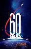 A 60 éves NASA logója