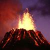 Vulkánkitörés az ûrbõl