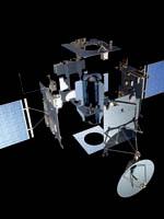 Bizonytalan idõre elhalasztották a Rosetta startját
