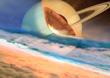 Leszállás a Titanon: ereszkedés a légkörben