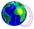 Geomágneses pulzációk hazánk felett