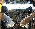 Afrika átrepülése az EGNOS segítségével
