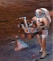 Pályázati felhívás: Tervezz Mars-bázist!
