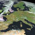 Az új meteorológiai mûhold és a csapadék elõrejelzése