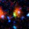 """Galaktikus """"baby boom"""" a távoli univerzumban"""