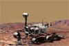 Leszállóhelyek a Marson
