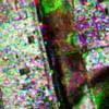 A Szuezi-csatorna radaros ûrfelvételen