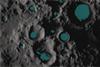 Van-e víz a Holdon?