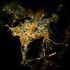Éjszakai fotók az ûrállomásról