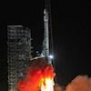 Két kínai navigációs hold indult