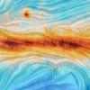 A mágneses tér a Tejútrendszer fõsíkjában