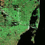 Florida radaros mûholdképen