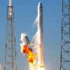 A SpaceX elsõ költségmegosztásos startja