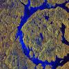A Manicouagan-kráter