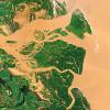 Queensland, árvíz, hordalék