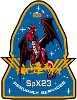 Dragon CRS-23