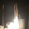 Európai rakéta két amerikai mûholddal