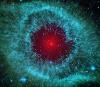 Kozmikus szem üstököspor-pupillával