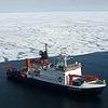 Gyorsan olvad a jég az Északi-sark körül