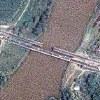 Lerombolt híd Hondurasban