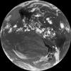 A legújabb meteorológiai hold elsõ képe